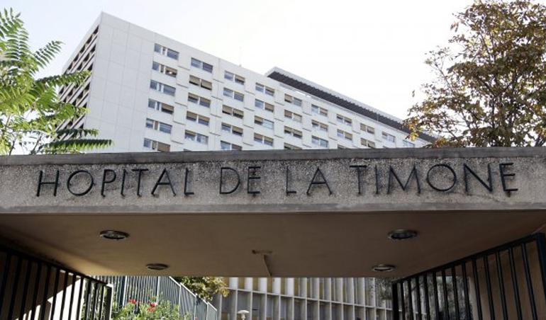 Hôpital La Timone Marseille