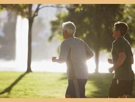L'activité physique, c'est aussi pour les seniors !